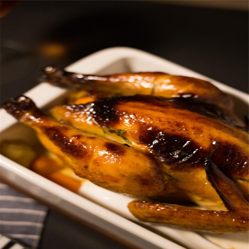 优质美食大量制作是留余堂麻椒鸡回报顾客的巨大努力!
